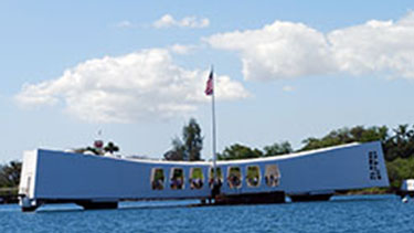 Visiting Pearl Harbor & USS Arizona  Memorial