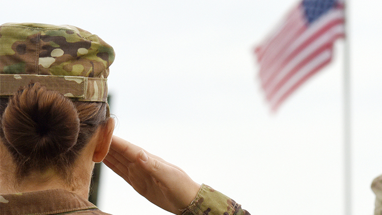 Military Salute Special Rate