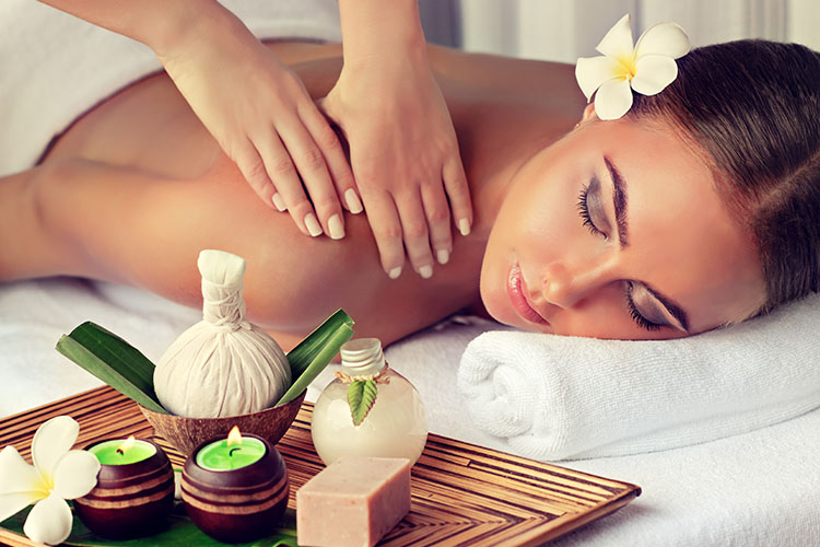 Spa Holiday for Mom